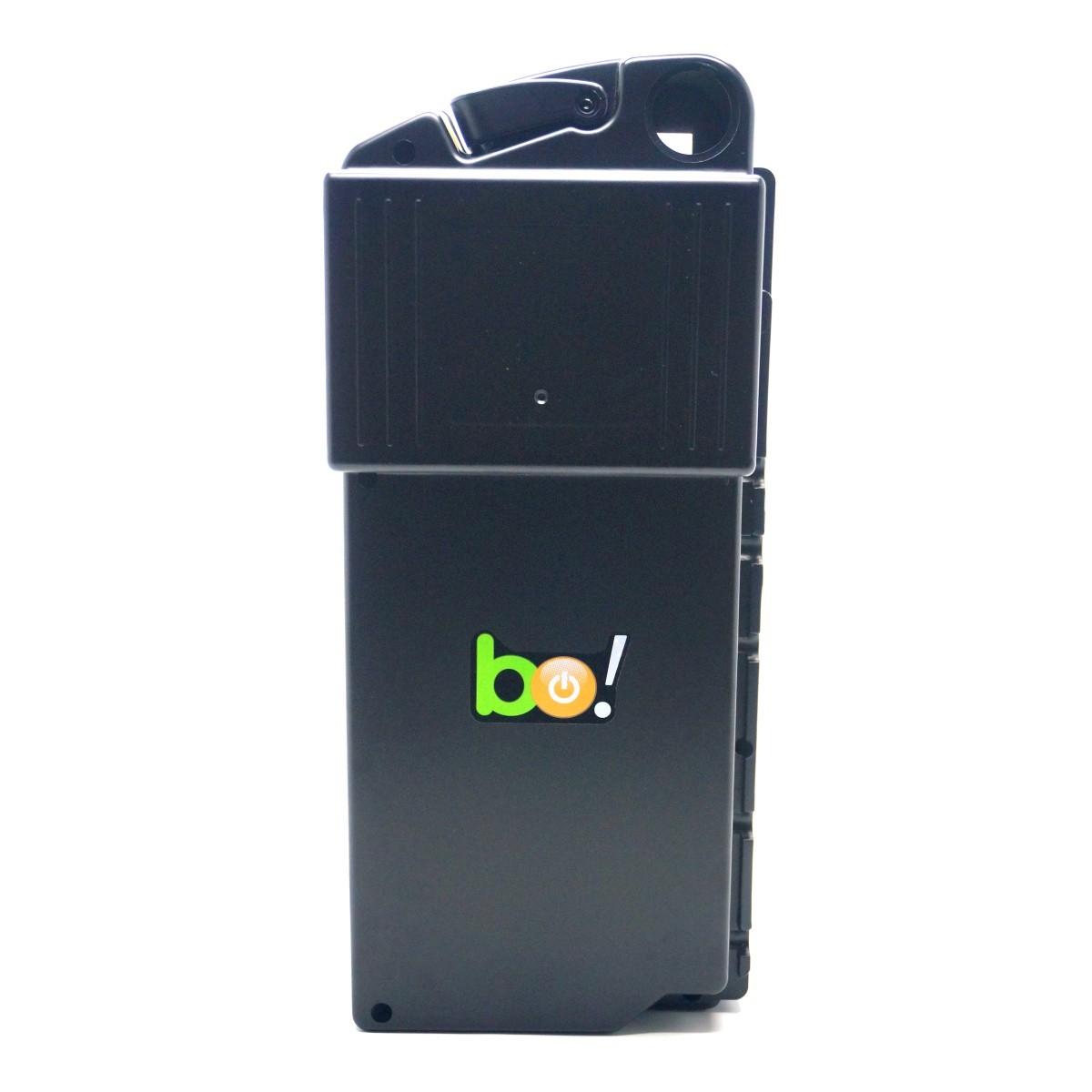 Caixa de Bateria CONFORT (Sem Componentes) | Cor: Preto