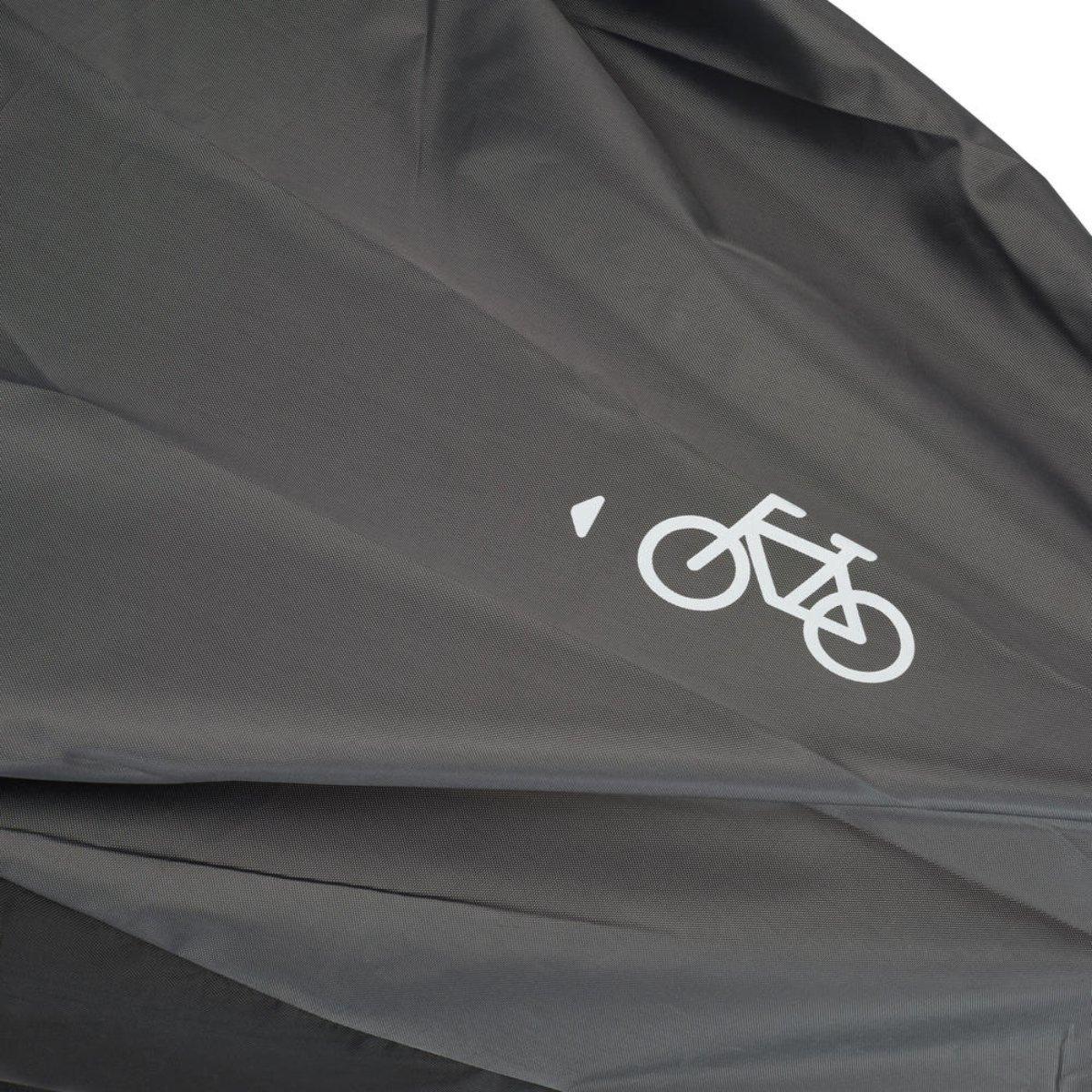 Capa de Proteção B'twin p/ Bicicleta | Cor: Preto