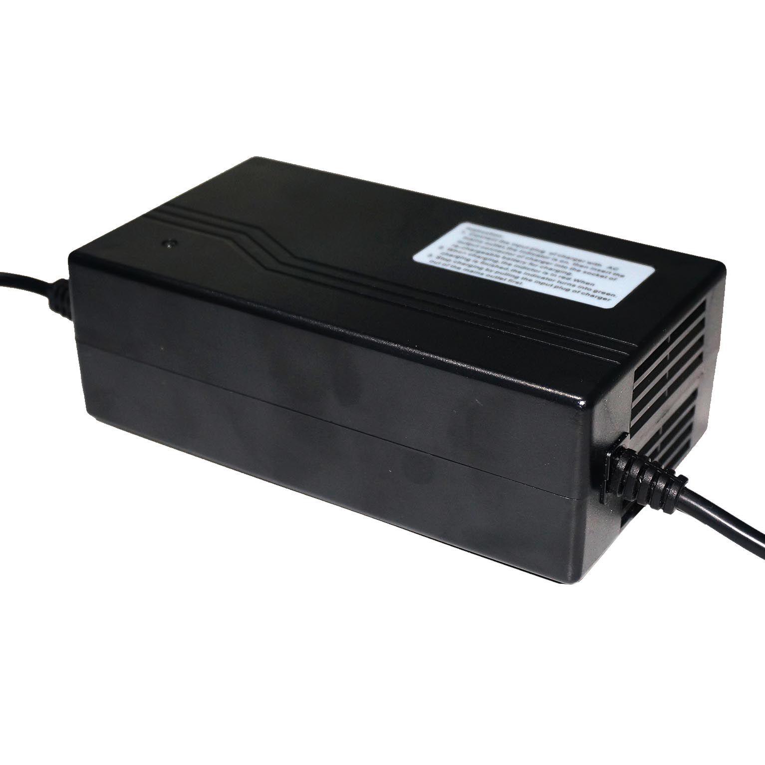Carregador Ch 48V Plug Quadrado 3 Pinos Bivolt (automático)
