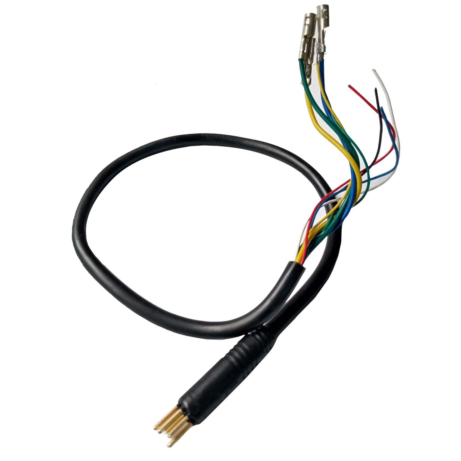 Chicote Elétrico do Motor C/ Plug
