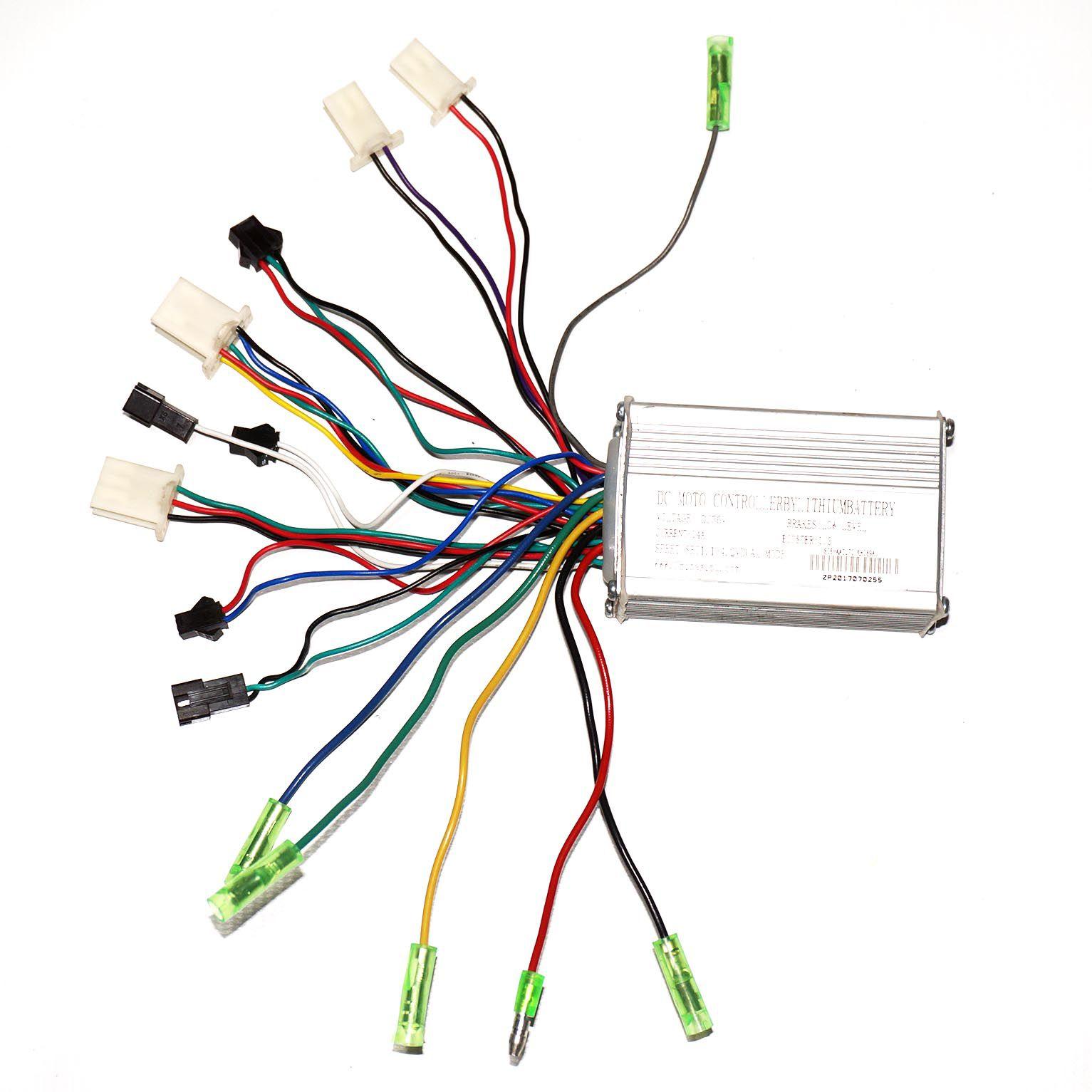 Controladora 36v p/ Painel 810 URBANA/STYLE/CLASSIC/JS 20 2017/2018/2019/2020