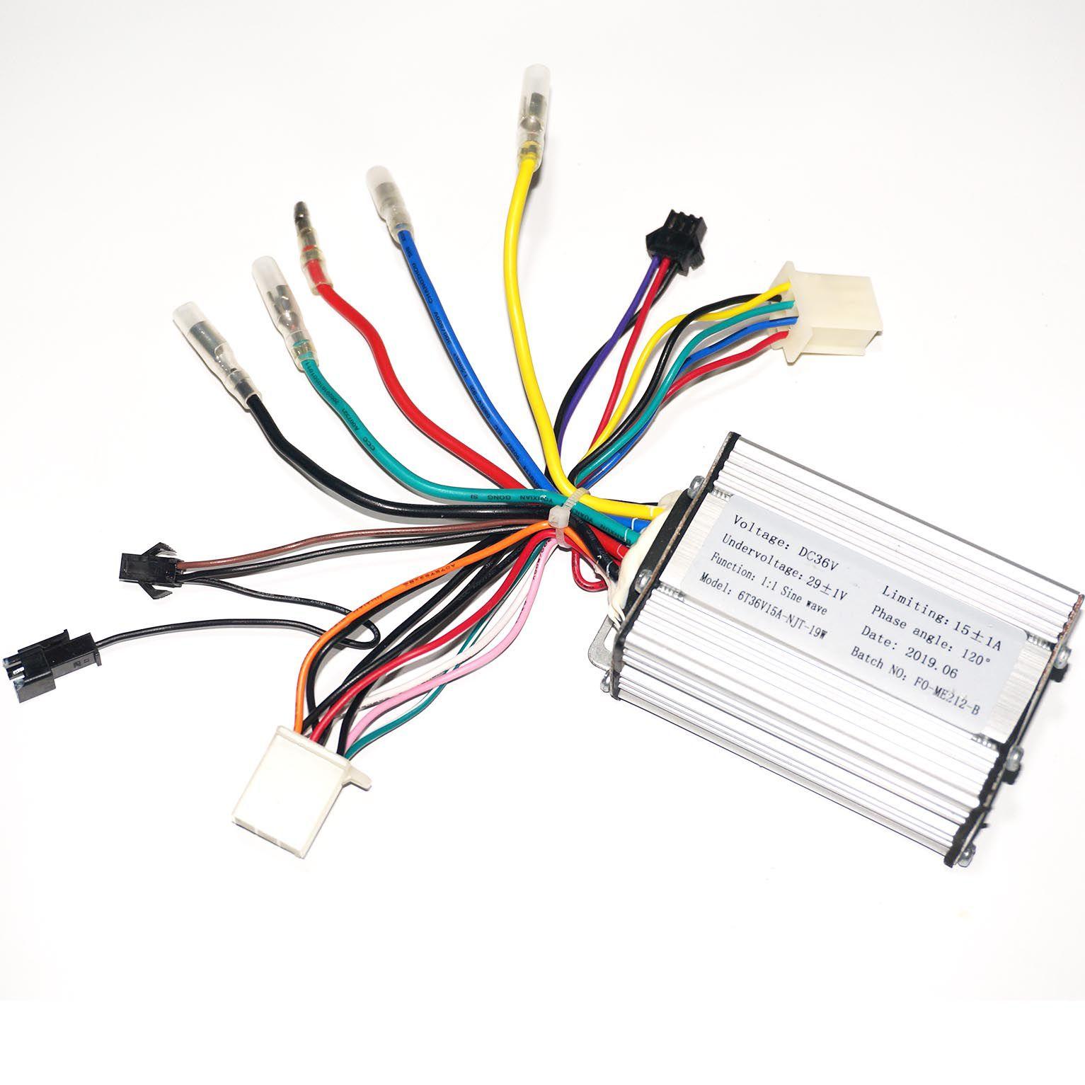 Controladora 36v S/ Painel 810 URBANA 2019/2020 / STYLE BASIC