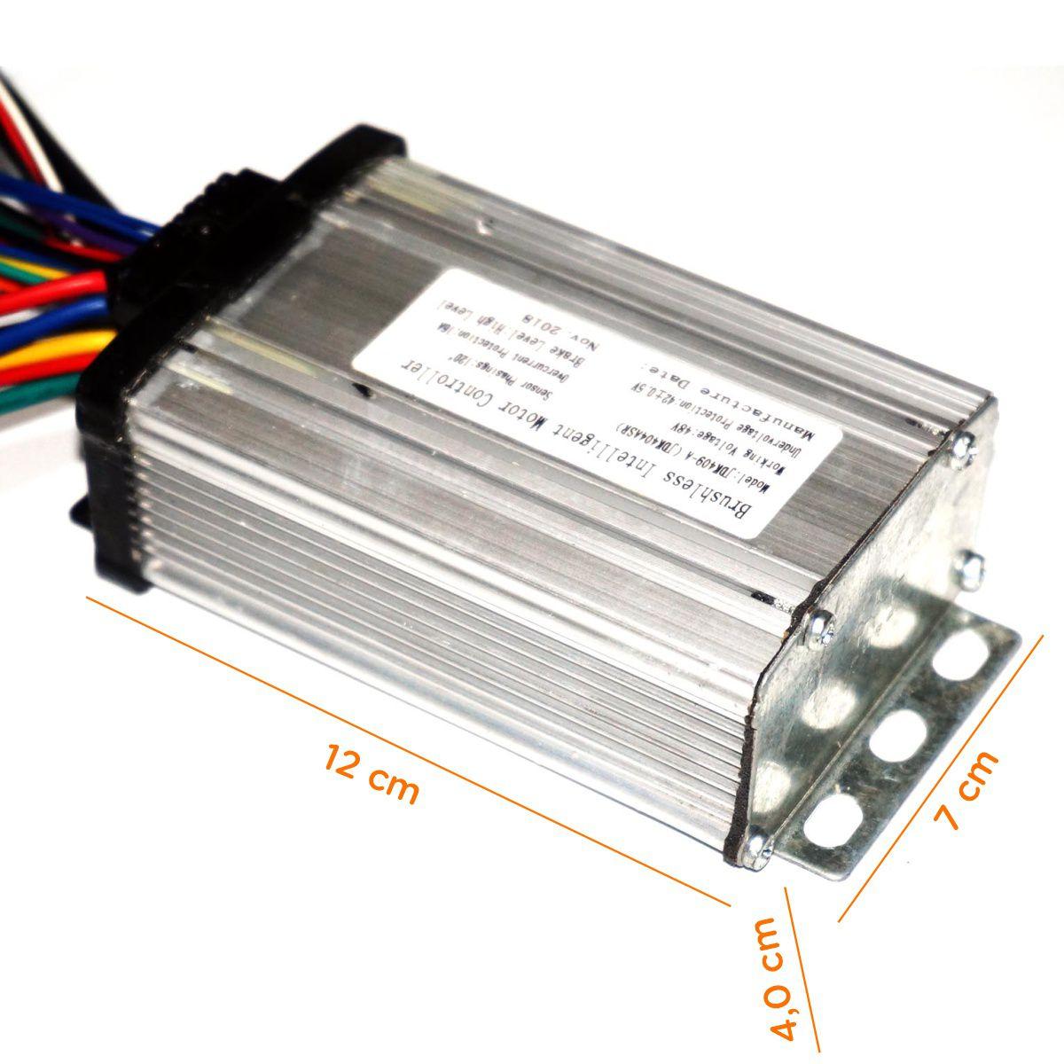 Controladora 48v p/ Alarme JS 150