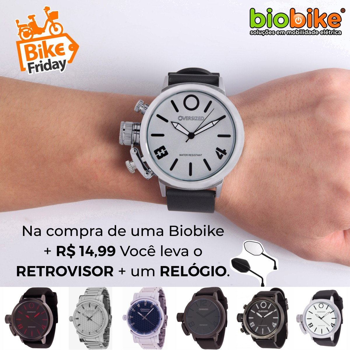 Kit Bike Friday Biobike 2020