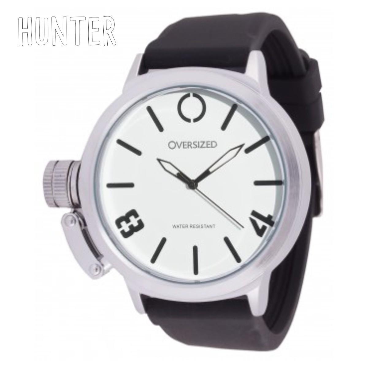 Relógio Masculino Oversized Hunter