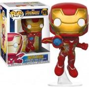 Boneco Funko Pop Marvel Avengers Infinity War Iron Man 258
