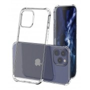 Capa Case Anti Impacto Transparente Iphone 12 Tela 6.1