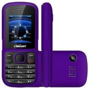 Celular Bright 2 Chips Bluetooth Câmera Lanterna Mp3 Fm Roxo