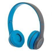 Fone De Ouvido Bluetooth Entrada Cartão De Memoria Fon-2053