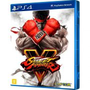 Jogo Street Fighter V Ps4 Mídia Física Original Lacrado