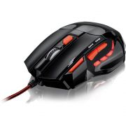 Mouse Gamer usb 2400 Dpi XGamer Fire Button MO236 Multilaser