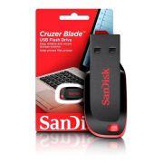 Pen Drive 16GB USB 2.0 Sandisk Cruzer Blade Z50