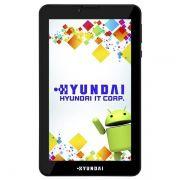 Tablet Hyundai Função Celular Dual Chip 4g Hdt-7435 Preto