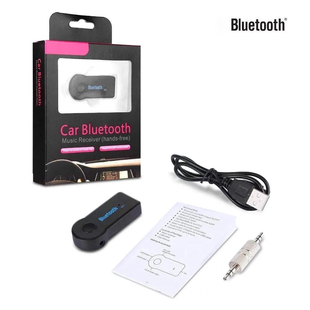Adaptador Receptor Bluetooth P2 Musica Celular Para Som Carro