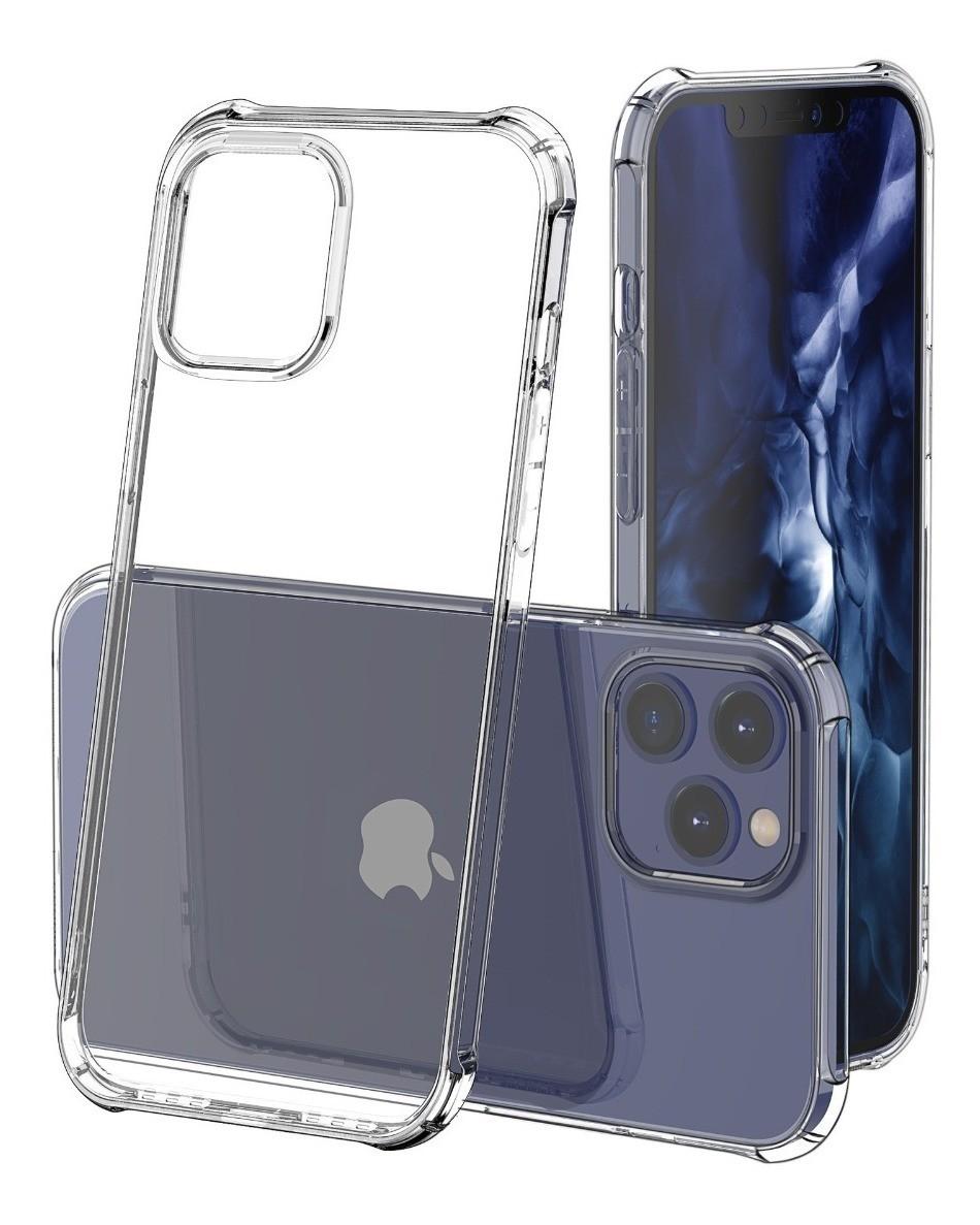 Capa Anti Impacto Transparente Iphone 12 Mini Tela 5.4
