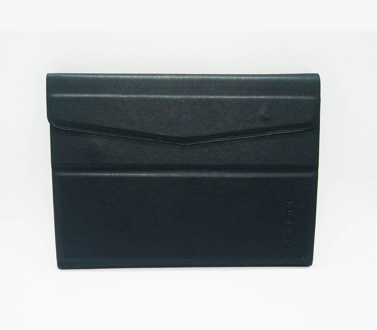 Capa Case Para Tablet 7 Polegadas Universal Com Fecho Preto