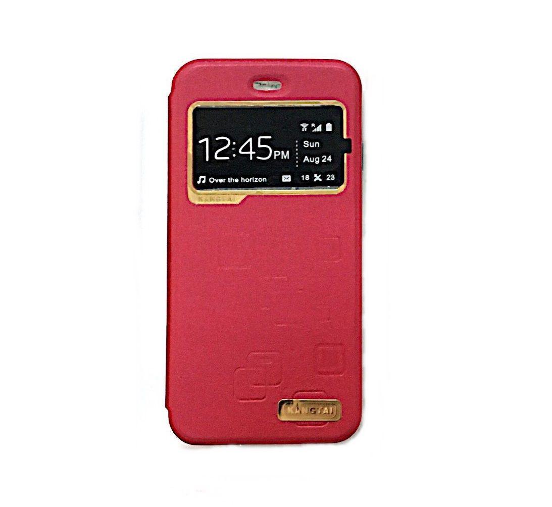 Capinha Protetora P/ Iphone 6 Carteira Com Visor De Tela