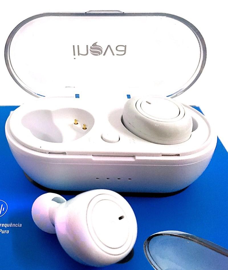 Fone De Ouvido Sem Fio Bluetooth 5.0 Atende Chamada Inova