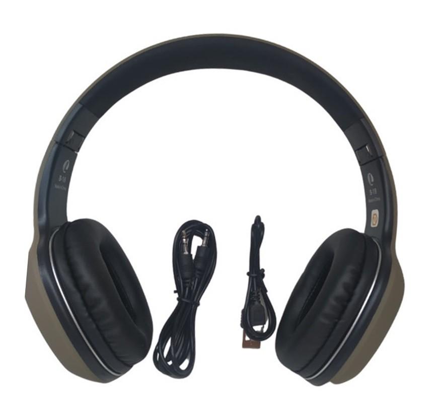 Fone Headphone Bluetooth 8 Horas De Musica Magena B16 Azul