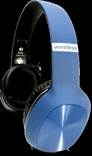 Fone Headphone Bluetooth 8 Horas De Musica Magena B16 Preto