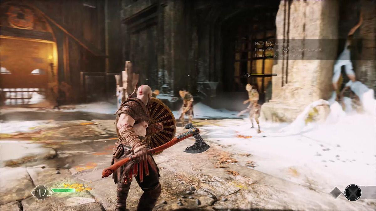 Jogo God Of War 4 Ps4 Lacrado Sony Mídia Física Playstation