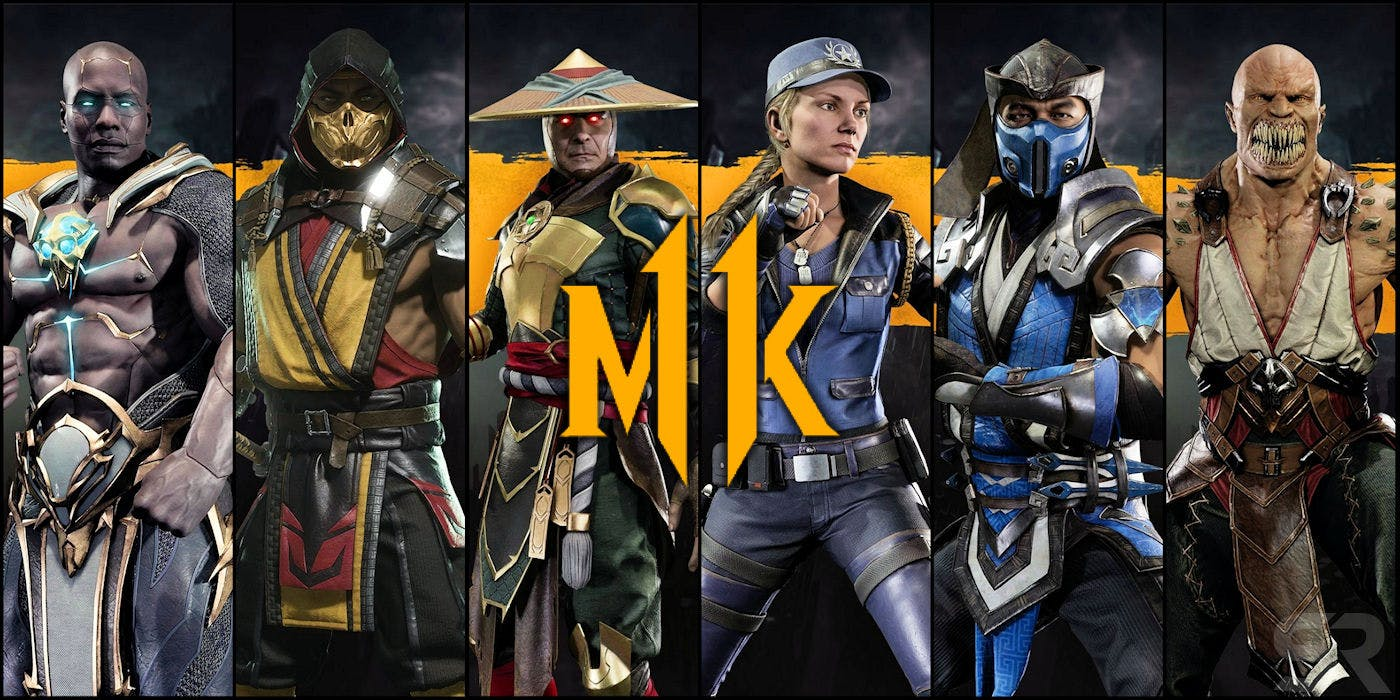 Jogo Mortal Kombat 11 Xbox One Mídia Física Dublado PT