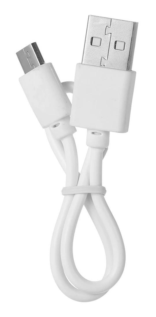 Micro Ventilador Portátil Dobrável C/ Bateria Recarregável