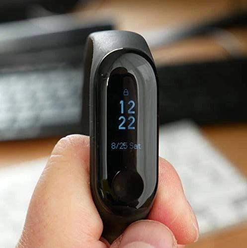 Pulseira Inteligente Xiaomi Mi Band 3 Monitoramento Cardíaco