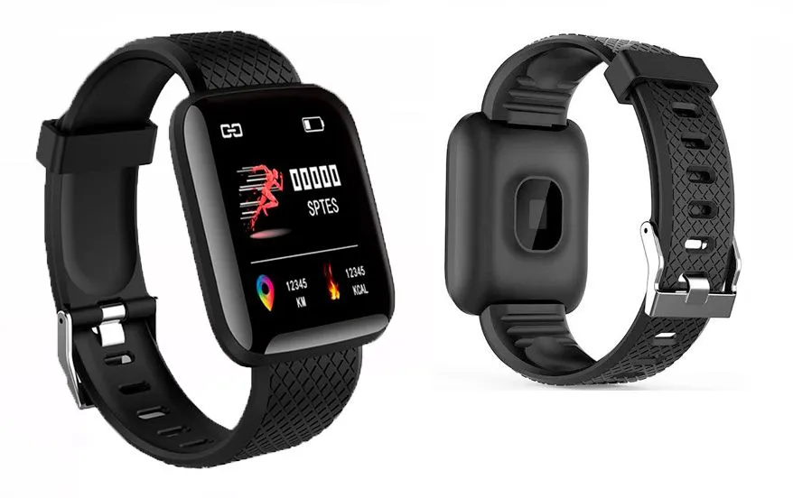 Relógio Smartwatch Sport Bluetooth Notificações Android Ios