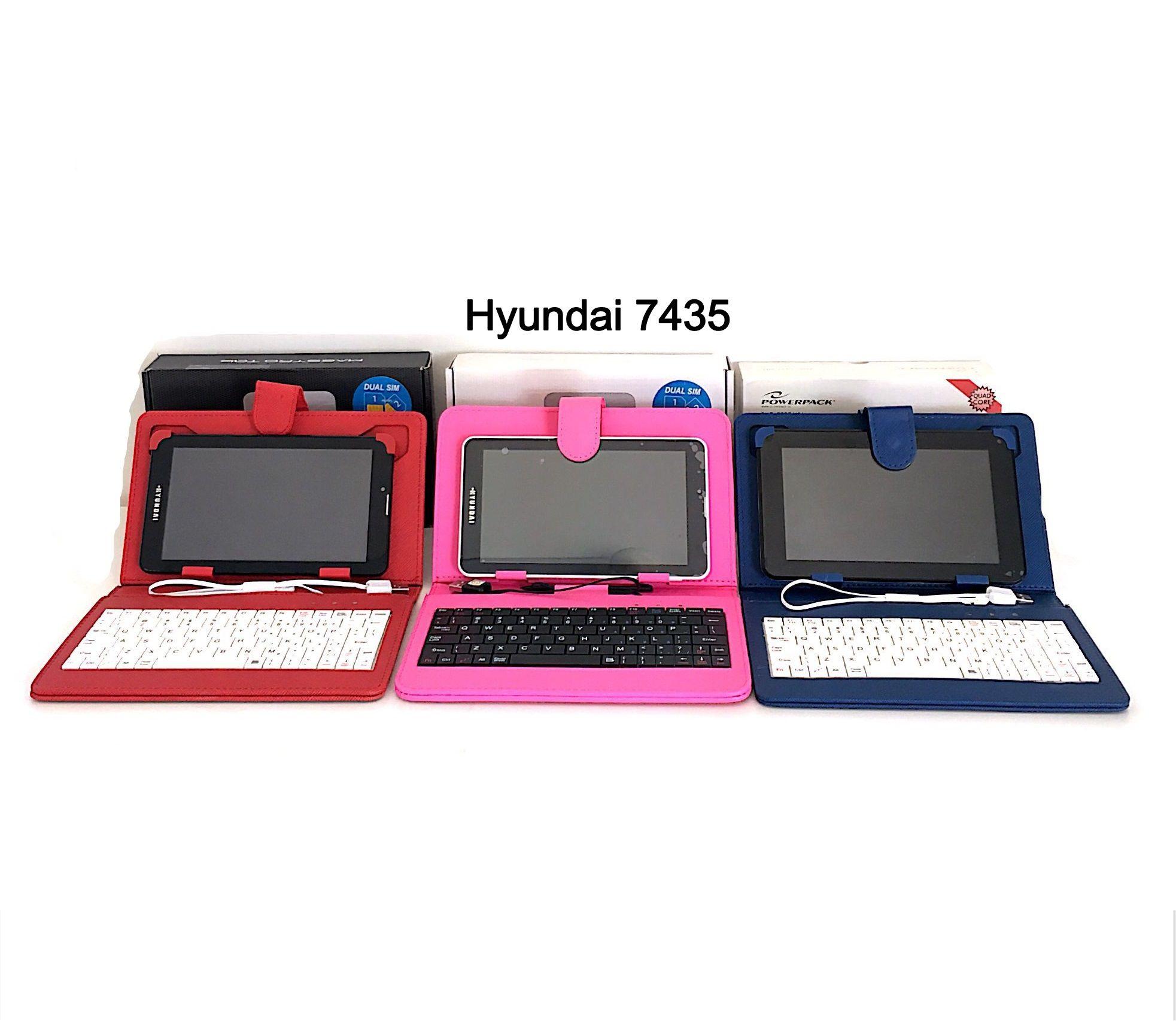 Tablet Hyundai Dual Chip 4G 8Gb Hdt-7435 Branco De Vitrine
