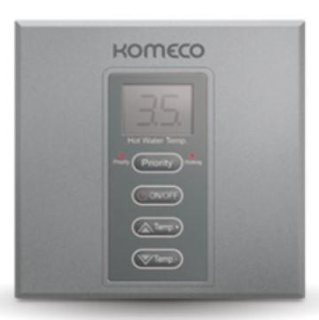 Aquecedor a Gás KO 43D Komeco - 43 Litros