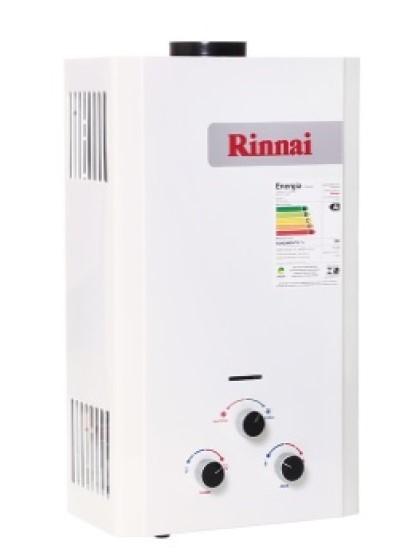 Aquecedor a Gás M11 Rinnai - 11 litros
