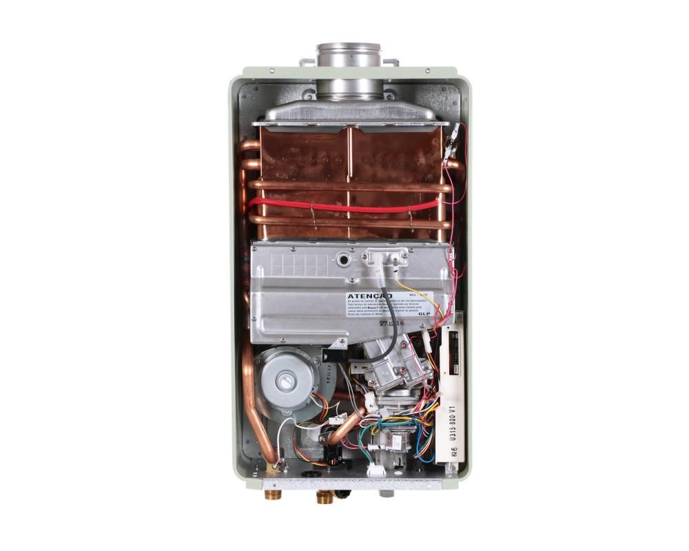 Aquecedor a Gás REU-2402 FEA Rinnai - 32,5 litros
