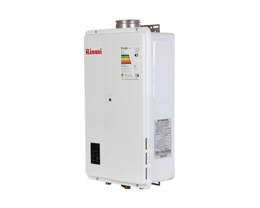 Aquecedor a Gás REU-2402 FEH Rinnai  - 32,5 litros