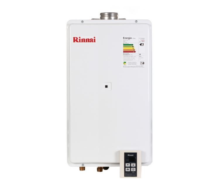 Aquecedor a Gás REU-2802 FEC Rinnai - 32,5 litros