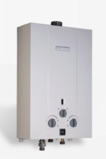 Aquecedor a Gás Therm 1000F Bosch - 7,5 litros