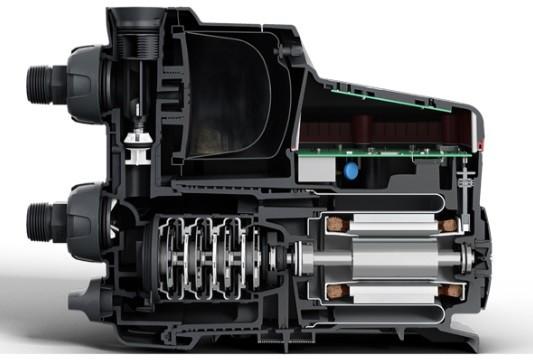 Bomba Pressurizadora de Água com Inversor Scala2 - Grundfos