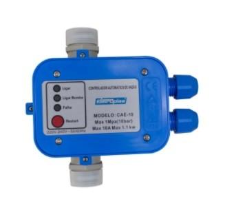 Controlador Automático de Pressão 60hz - CAE-10 Eletroplas