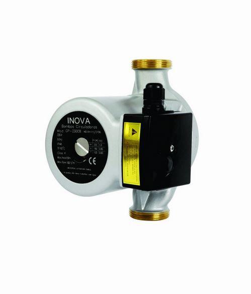 Circuladoras para Água Quente GP230 -  Inova (Ferro/Latão)
