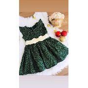 Vestido Infantil Feminino Festa Lindo