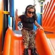 Roupa Infantil Feminina Body Com Calça Luxo