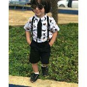 Roupa Infantil Poderoso Chefinho Social