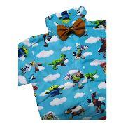 Camisa Infantil Menino Roupa Temática Toy Story