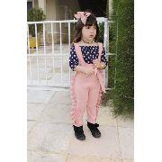 Roupa Infantil Mini Diva Macacao Luxo Blogueirinha