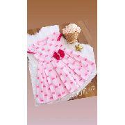 Kit 10 Vestido Infantil Feminino