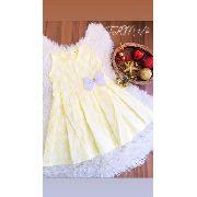 Kit 4 Vestido Infantil Feminino
