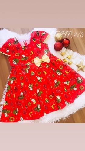 Vestido Infantil Feminino Lindo