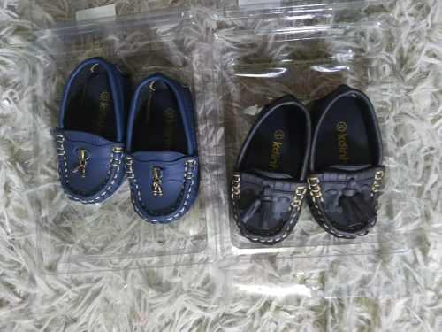 Sapato Mocassim Infantil Menino Masculino Bebê Tamanho 17-22