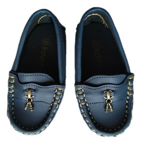 kit 10 Sapato Mocassim Infantil Menino