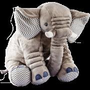 Almofada Elefante Cinza M